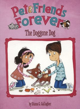 The doggone dog by Diana G Gallagher