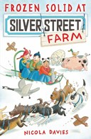Frozen solid at Silver Street Farm