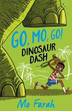 Dinosaur dash by Mo Farah