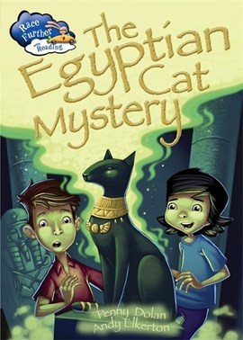 The Egyptian cat mystery by Penny Dolan