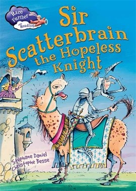 Sir Scatterbrain, the hopeless knight by Stephane Daniel