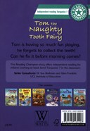 Tom the naughty tooth fairy