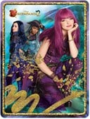 Disney Descendants 2 Happy Tin