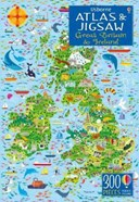 JIGSAW ATLAS GREAT BRITAIN AND IRELAND