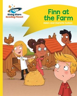 Finn at the farm by Adam Guillain