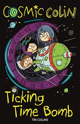 Ticking time bomb by Tim Collins