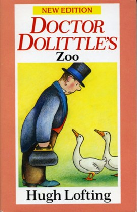 Doctor Dolittle's zoo by Hugh Lofting