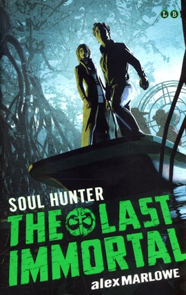 Soul hunter by Alex Marlowe
