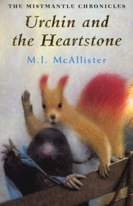 Urchin and the heartstone by M.I. McAllister