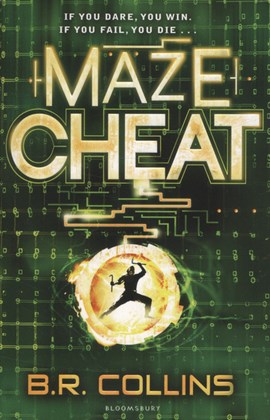 Maze cheat by B.R. Collins