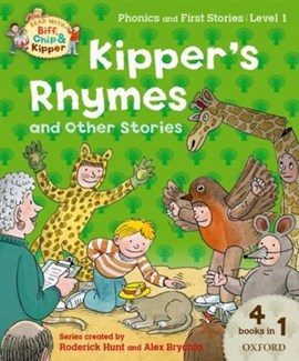 Kipper's rhymes and other stories by Roderick Hunt