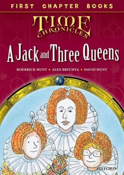 A Jack and three queens by Roderick Hunt