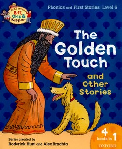 The golden touch and other stories by Roderick Hunt