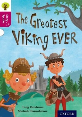 The greatest Viking ever by Tony Bradman