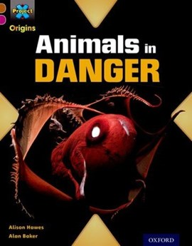 Lost and found. Animals in danger by Alison Hawes