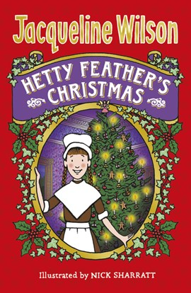 Hetty Feathers Christmas P/B by Jacqueline Wilson