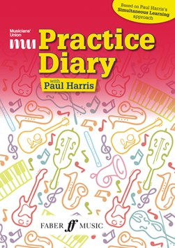 Musicians' Union Practice Diary by Paul Harris