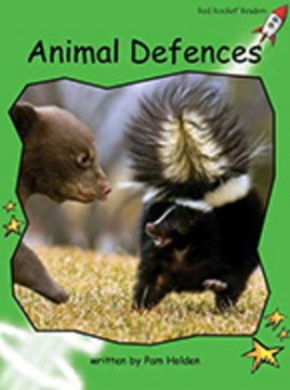 Animal defences by Pam Holden