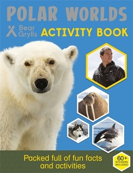 Polar worlds by Bear Grylls