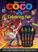 Disney Pixar Coco: Colouring Fun