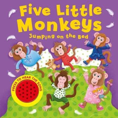 Five Little Monkeys Jumping On The Bed S