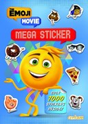 EMOJI MEGA STICKER BOOK
