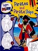 Learn to draw pirates and pirate ships