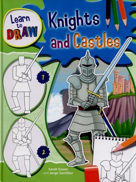 Learn to draw knights and castles by Jorge Santillan