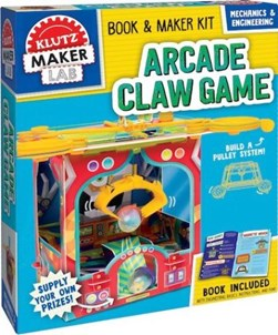 Arcade Claw Game by Editors of Klutz