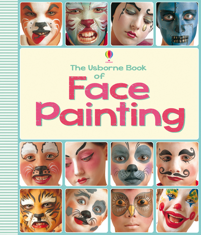 Book Of Face Painting P B Caro Childs
