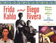 Frida Kahlo and Diego Rivera