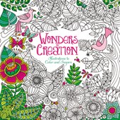 Wonders of Creation Coloring Book