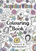 Jacqueline Wilson - colouring book