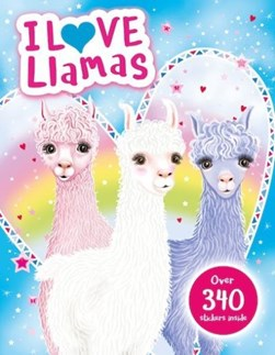 I love llamas by Emily Stead