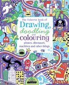 Drawing, Doodling & Colouring