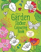 Garden Sticker and Colouring Book