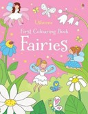 First Colouring Book Fairies