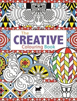 The Creative Colouring Book by Joanna Webster