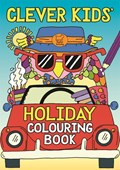 Clever Kids' Holiday Colouring Book