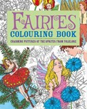 Adult Colouring Books: Fairies