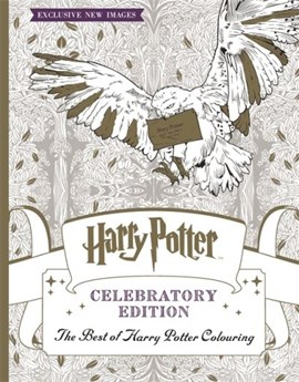 Harry Potter Colouring Book Celebratory Edition by Warner Brothers