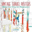 Vintage Travel Posters (Art Colouring Book)