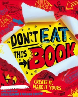Don't eat this book by David Sinden