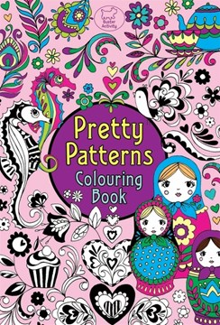 Pretty Patterns Colouring Book by Beth Gunnell