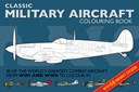 Classic Military Aircraft Colouring Book