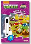 Half shell heroes wipe-clean activity book