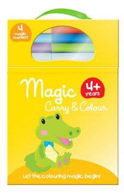 Magic Carry and Colour: Yellow by