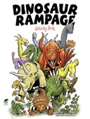 Dinosaur Rampage Activity Book