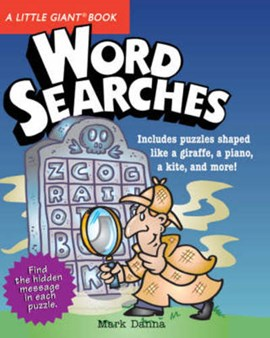 Little Giant« Book: Word Searches by Mark Danna