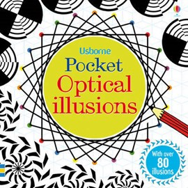 Pocket Optical Illusions P/B by Sam Taplin